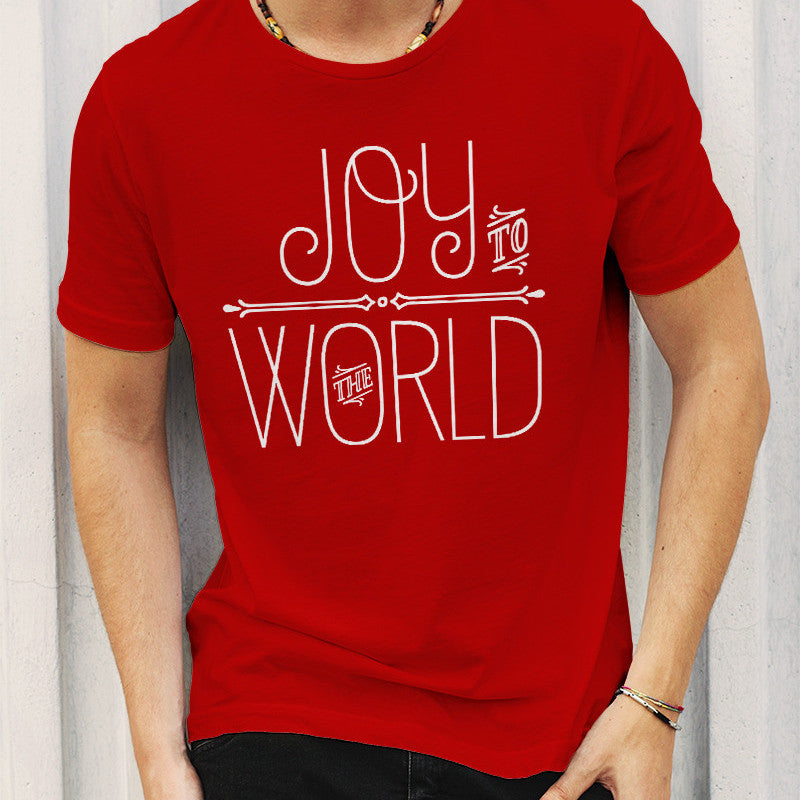 Joy to the World (Red)