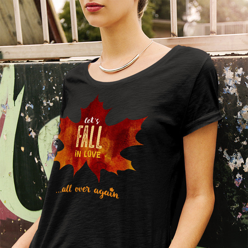 Let's Fall in Love (Black)