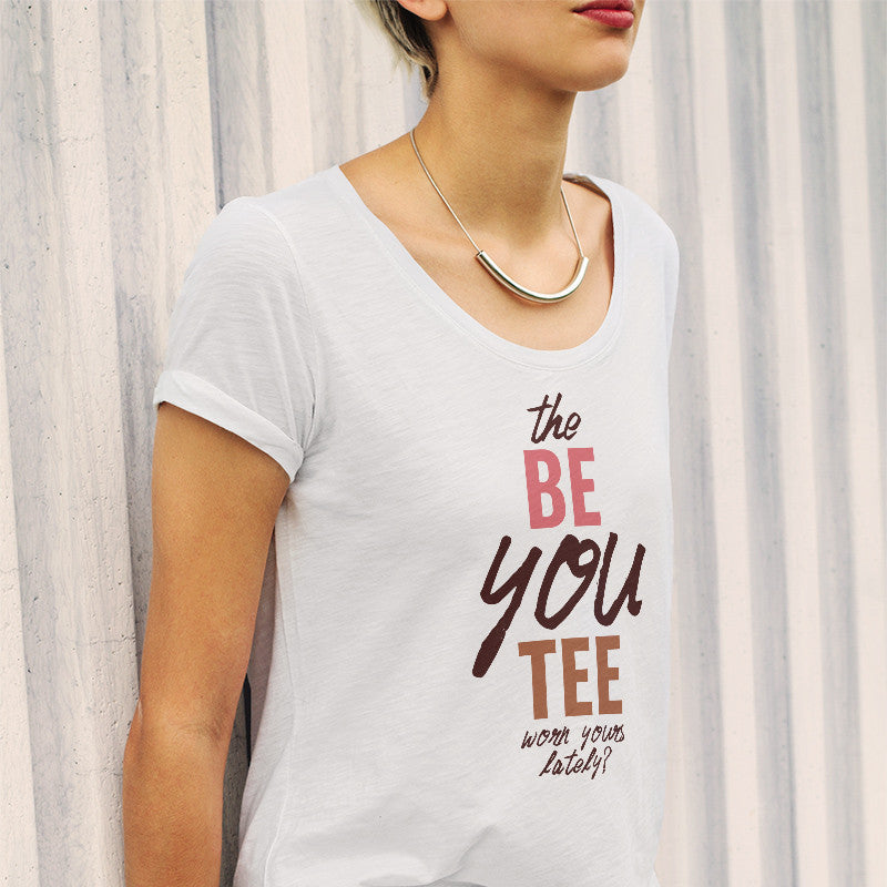Be You Tee (White)