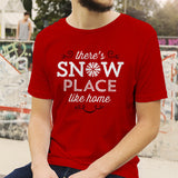 There's Snow Place Like Home (Red)