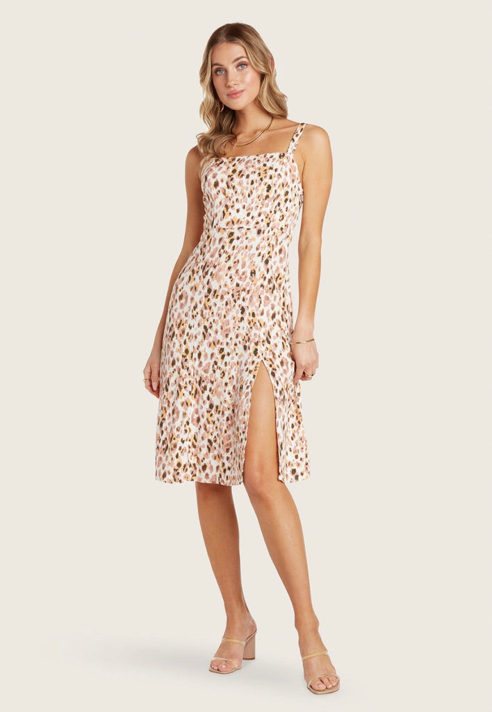 Willow - Heather Dress