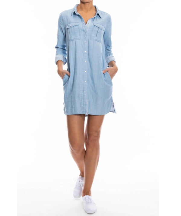 Oat - Shirt Dress