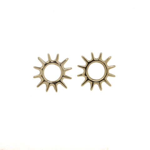 Earrings - Sunset Stud Earrings