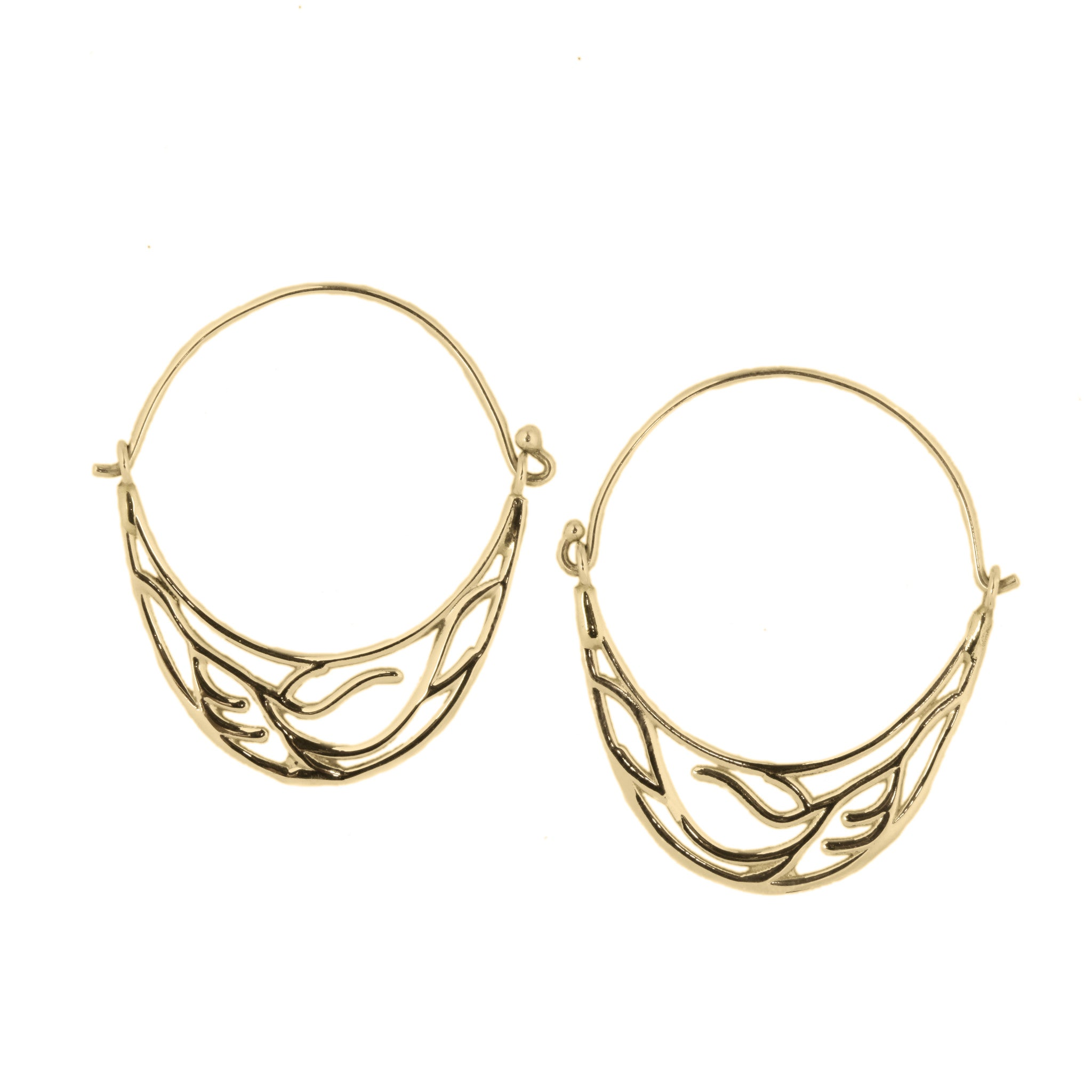gold hoop tone icing tiny crystal us studded hood earrings