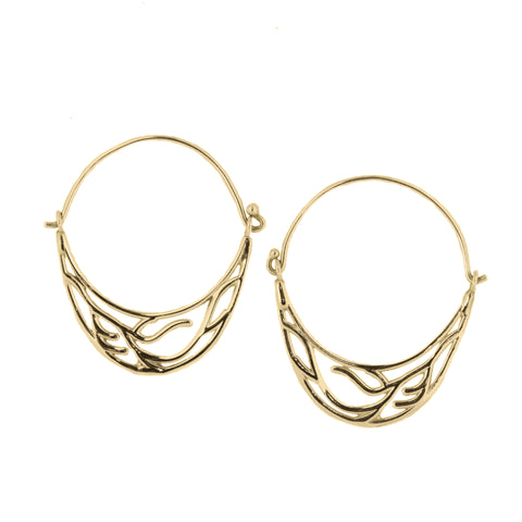 Mar Hoop Earrings