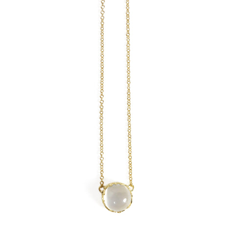 Necklace - Averi Moonstone Necklace