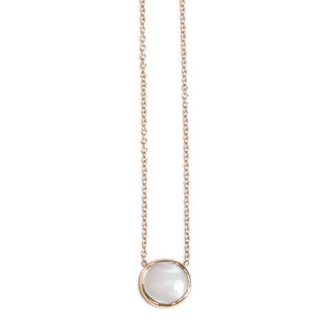 Necklace - Jea Pearl Necklace
