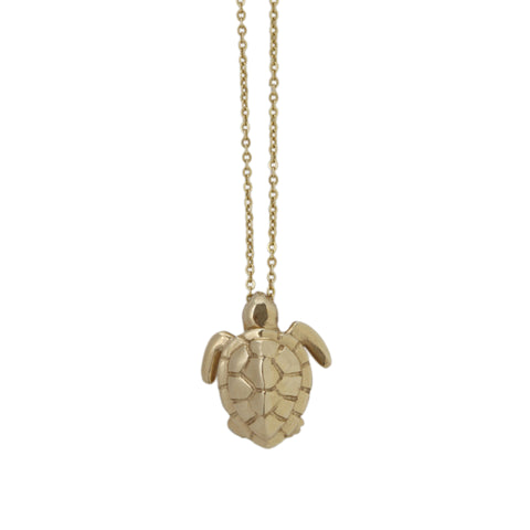 Necklace - Sammy Turtle Pendant