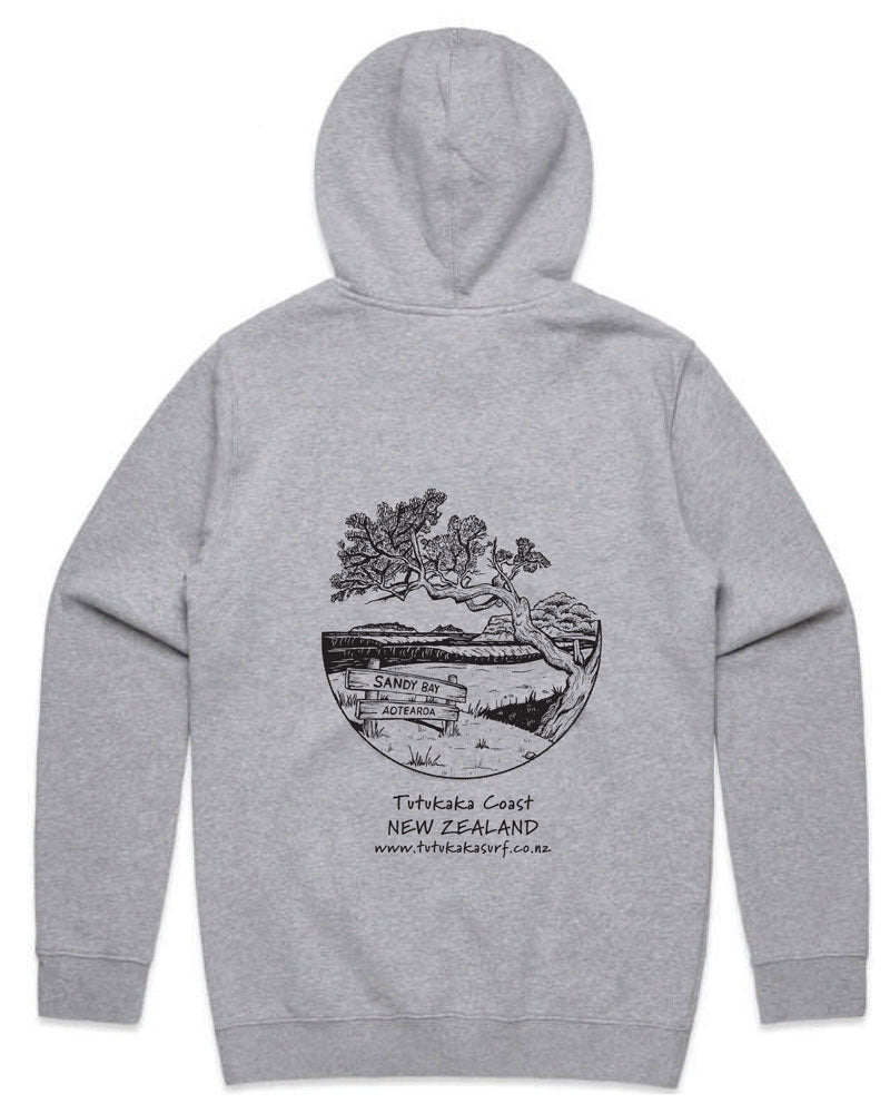 TSC Youth Supply Sandy Bay Art Hoodie