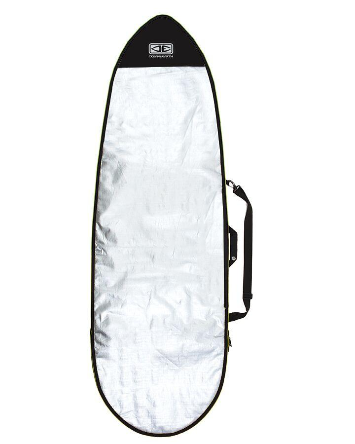 Barry Basic Fish Surfboard Cover