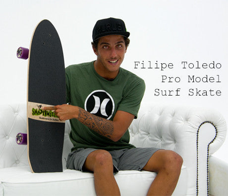 33 inch Filipe 'Holy Toledo' Smoothstar