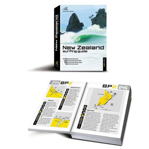NZ Surfing Guide BOOK