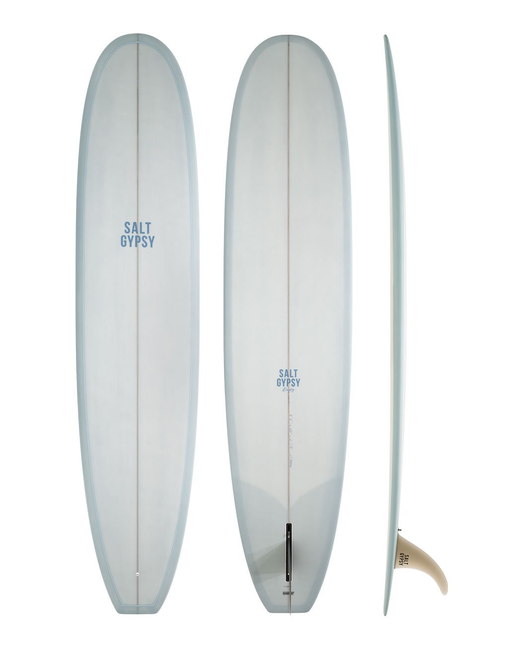 Salt Gypsy Dusty Retro Longboard