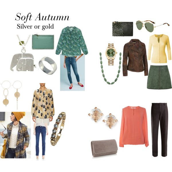 Soft Autumn with Silver Hair Part 2