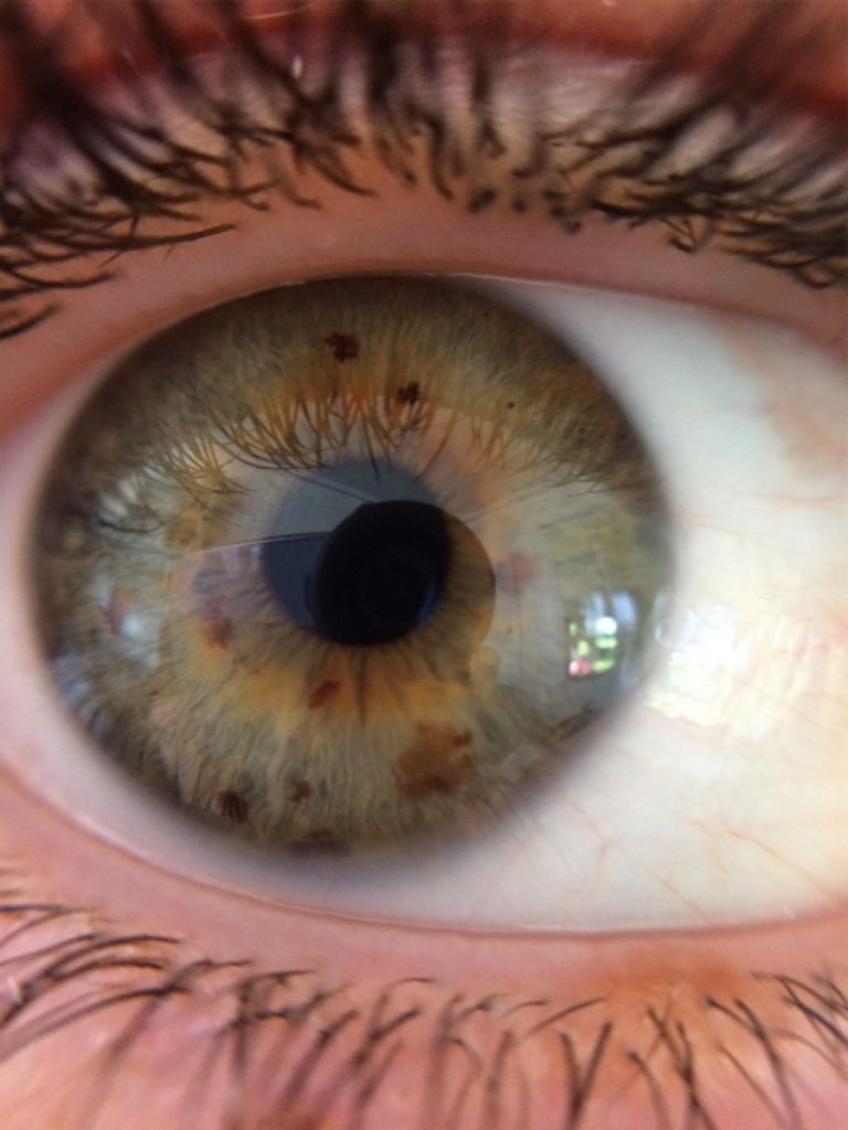 Eye colours and Warm and Cool Seasons