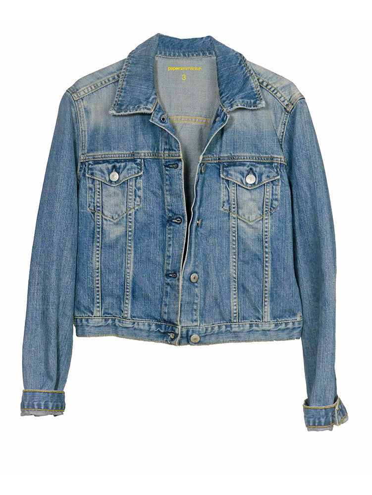 J026 PAPER DENIM & CLOTH Jean Jacket