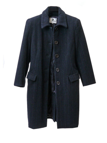 J022 80s Pamela Wool Coat