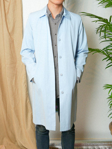J020B RARE VINTAGE JONES NEW YORK Longline Coat