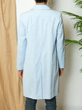 J020A RARE VINTAGE JONES NEW YORK Longline Coat