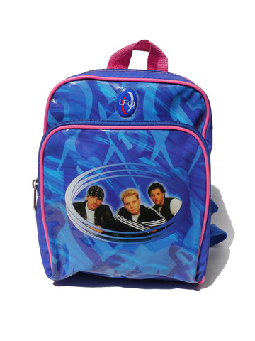 A003 90S RARE LFO Boy Band Mini Backpack