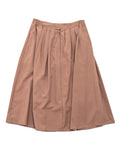SK012 70s VINTAGE Pleated Circle Skirt