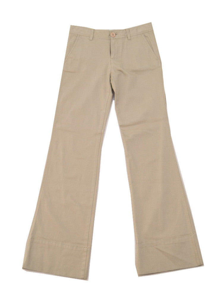 P002 MARC JACOBS Khaki Pants - size 4US