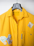 SB040 90s Gas Station Patch-Up Shirt