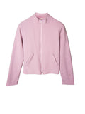 J051 90s FUTURISTIC DUSTY ROSE JACKET
