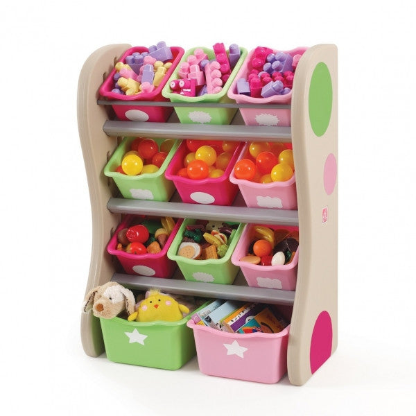 Fun Time Room Organizer Pink