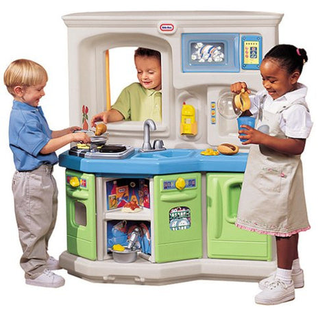 Little Tikes Cookin' Fun Interactive Kitchen - Cocina Interactiva