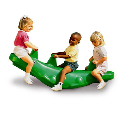 Little Tikes Alligator Teeter Totter - Cocodrilo Sube y Baja