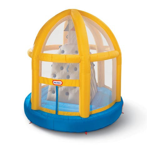 Little Tikes Race to the Top™ - Brincolin Inflable de Escalada