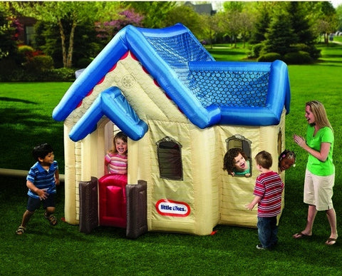 Little Tikes Victorian Play House - Casa Inflable