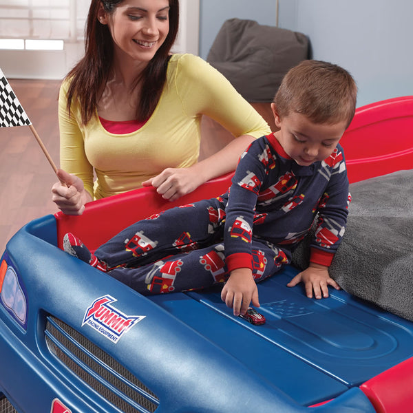 Stock Car Convertible Bed™ - Cama Auto de Carreras