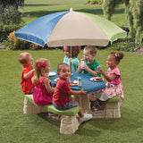 Picnic Table with Umbrella™  - Mesa Picnic con Sombrilla