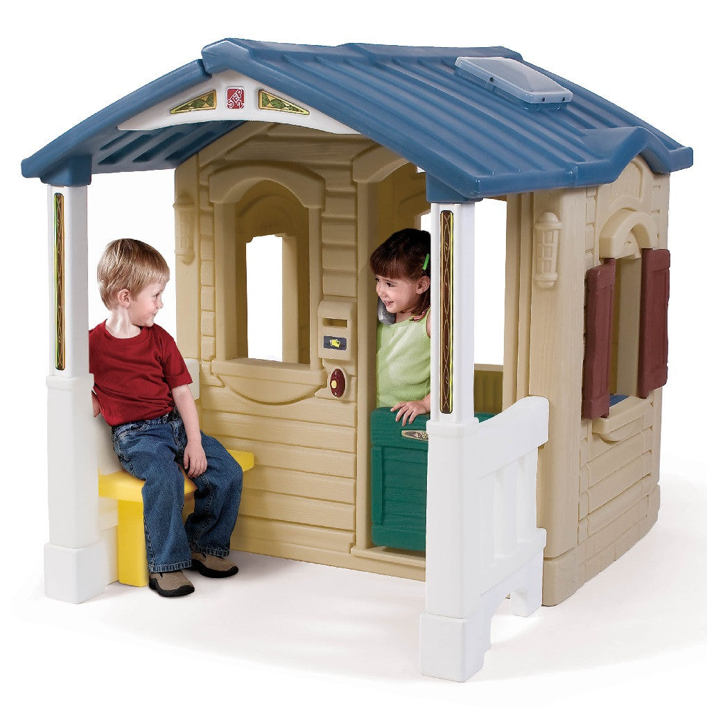 Front Porch Playhouse™ - Casita con Porche Frontal