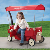 All Around Canopy Wagon™ - Montable Vagón con Toldo de Tela