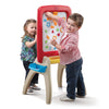 All Around Easel for Two™ - Caballete Doble Cara Rojo