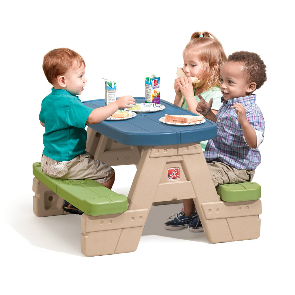 Sit & Play Picnic Table - Mesa Picnic
