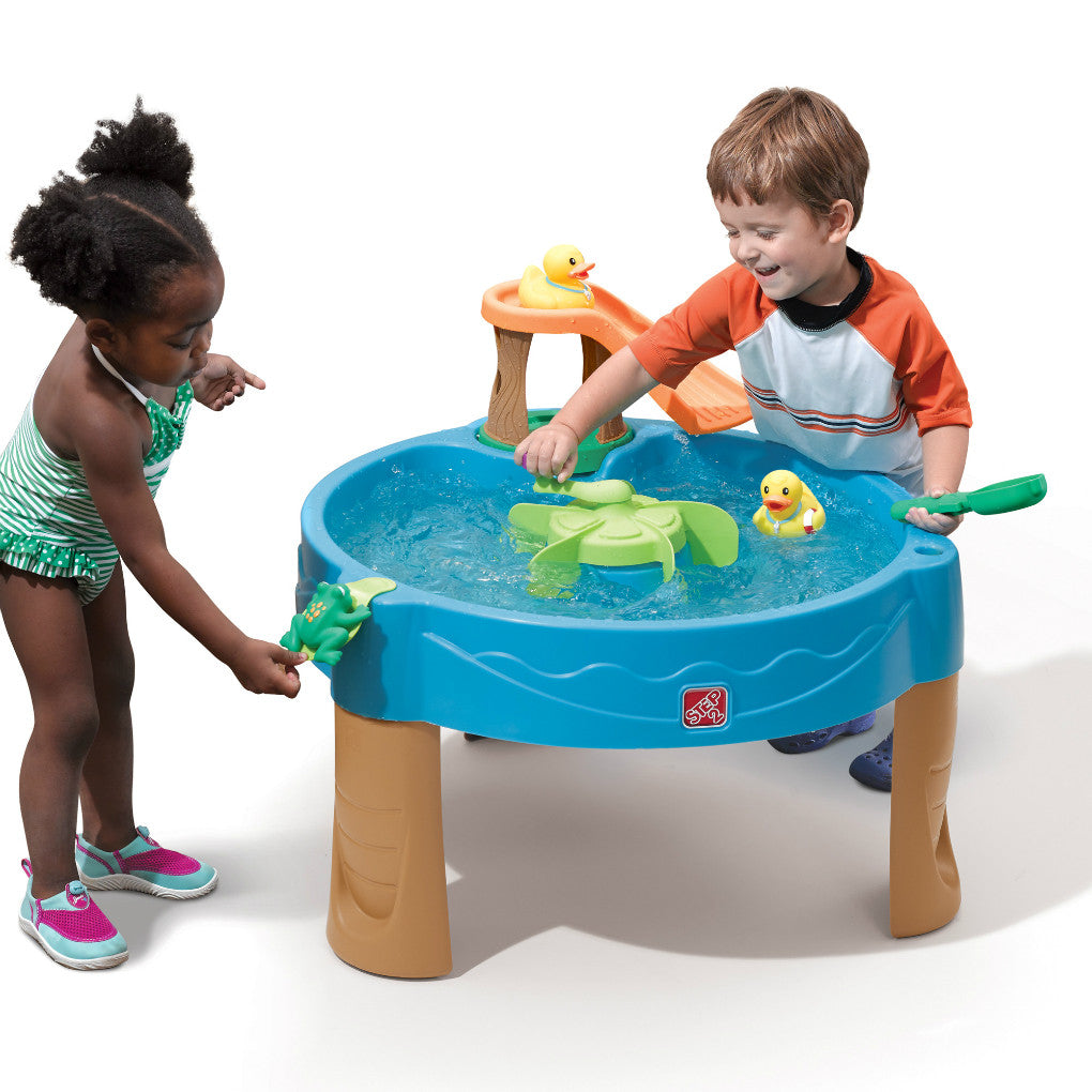 Duck Pound Water Table - Mesa de Agua