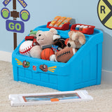 Thomas the Tank Engine™ 2 in 1 Toy Box & Art Lid - Juguetero 2-en-1