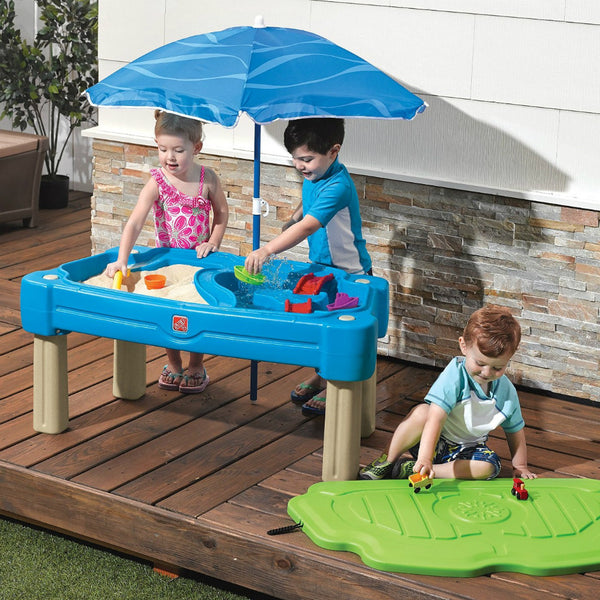 Cascading Cove Sand and Water Table - Mesa de Arena y Agua