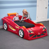 Hot Wheels™ Bed - Cama de Auto Carreras