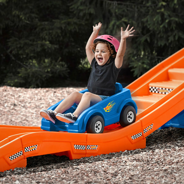 Hot Wheels Extreme Thrill Coaster - Montaña Rusa Hot Wheels