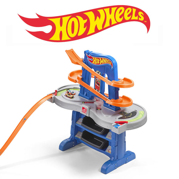 Hot Wheels Road Rally Raceway - Mesa Autos & Pista Vertical Hot Wheels
