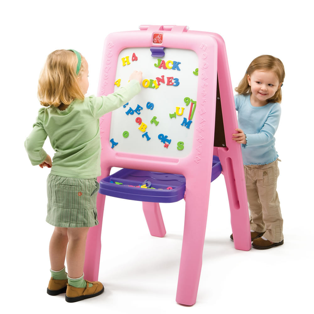 Easel For Two™ - Caballete Para Dos Rosa