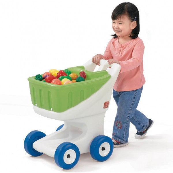 Carrito de Compras - Little Helper´s Grocery Cart