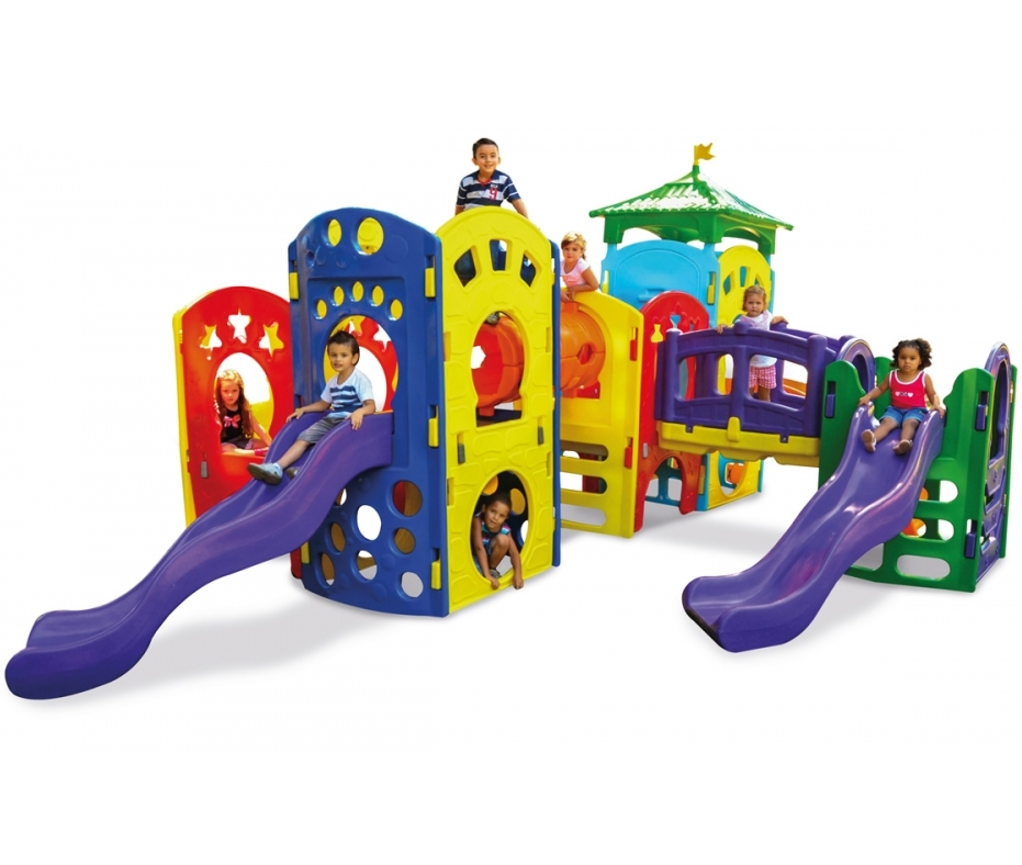 Xalingo Playground Advanced - Escalador modular