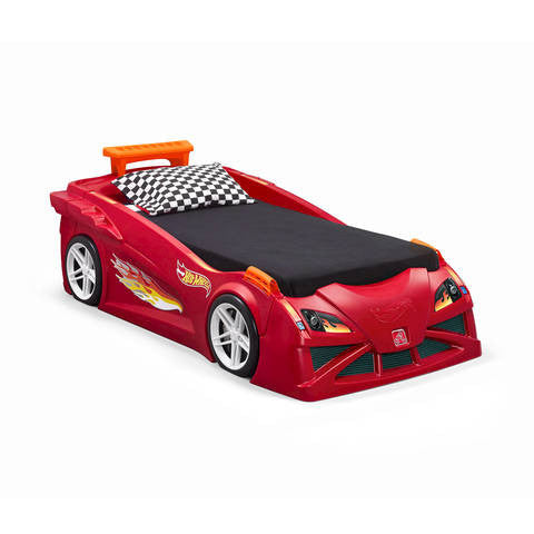 Hot Wheels Bed - Cama de Auto Carreras