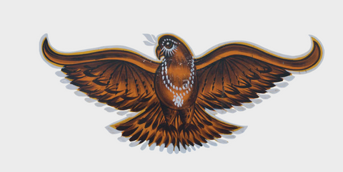 The iconic ASELECTFEW bird, found on some of the most popular designs.